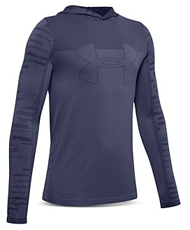Under Armour Boys' Seamless Hoodie - Big Kid