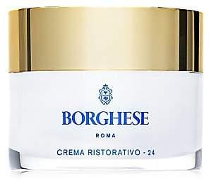 Borghese Women's Crema Ristorativo-24 Continuous Hydration Moisturizer