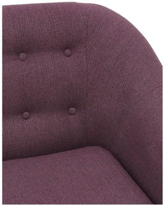 ClaudiaFabric 3 Seater Right Hand Corner Chaise Sofa