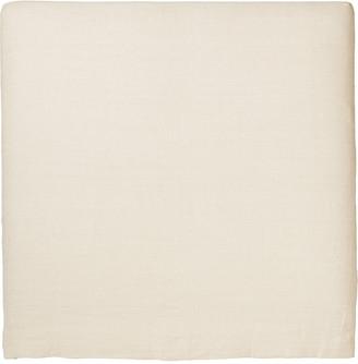 OKA Classic High Rise King Headboard Loose Cover - Off White