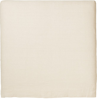 OKA Classic High Rise Super King Headboard Loose Cover - Off White