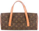 Louis Vuitton Monogram Sonatine Handbag