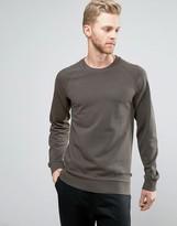 Selected Identity Sweatshirt with Branding