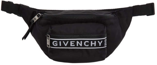 Givenchy Black Light 3 Bum Bag