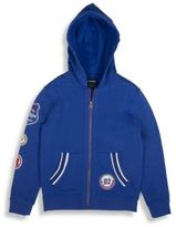 True Religion Toddler's, Little Boy's & Boy's Patchwork French Terry Hoodie