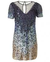 All Over Sequin Dress - ShopStyle UK