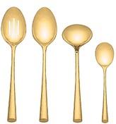 Marchesa By Lenox by Lenox Imperial Caviar Gold 4-Piece Hostess Set