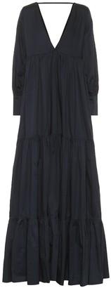 Kalita Exclusive to Mytheresa a Circe cotton voile maxi dress