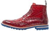 Melvin & Hamilton Eddy 10 Laceup Boots Red/crip Blue