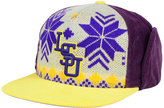 Top of the World LSU Tigers Christmas Sweater Strapback Cap