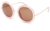 Neff Runaway Rose Crystal Sunglasses