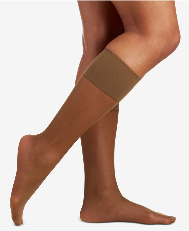 Berkshire Women Comfy Cuff Sheer Graduated Compression Trouser Sock 5102