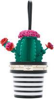 Kate Spade cactus flower pot bag - women - Calf Leather/Lamb Skin/Polyester/Polybutylene Terephthalate (PBT) - One Size