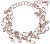 Ted Baker Wisia rose gold crystal bracelet