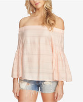 1 STATE 1.STATE Off-The-Shoulder Bell-Sleeve Top