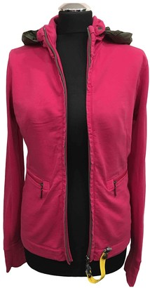 Parajumpers Pink Cotton Jackets
