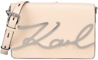 Karl Lagerfeld Paris Cross-body bags