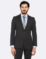 Oxford New Hopkins Wool Suit Jacket