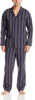 HUGO BOSS BOSS Men's Urban Striped Pajama Set