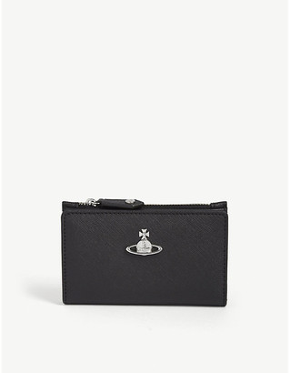 Vivienne Westwood Victoria leather card holder