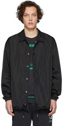 Han Kjobenhavn Black Coach Jacket