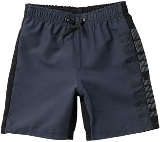 True Religion Contrast Swim Shorts (Little Boys)