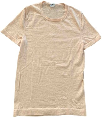Hermes Pink Cashmere Top for Women