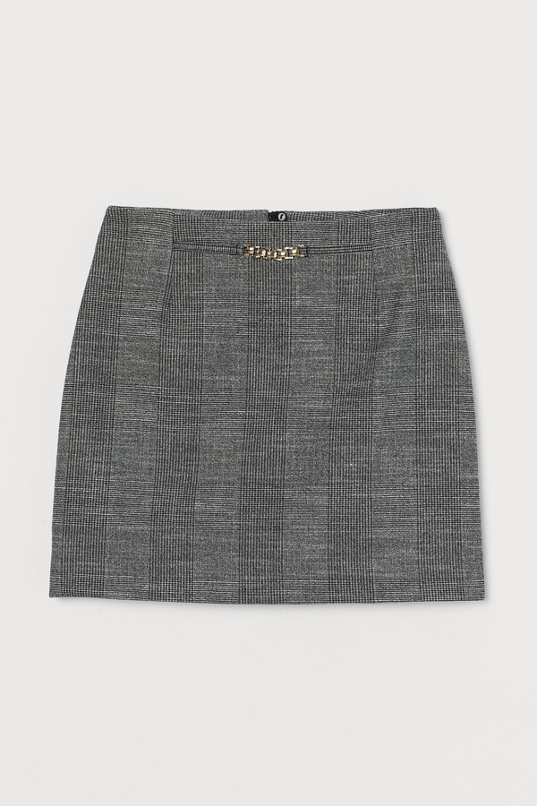 Thumbnail for your product : H&M Short skirt