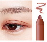 (6 Pack) BBIA Rose Last Auto Gel Eyeliner #R4 Rose Burn