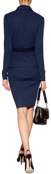 Donna Karan Belted Cardigan