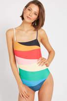 Sincerely Jules Billabong X Billabong x Mas Fiestas One Piece Swimsuit Multi M