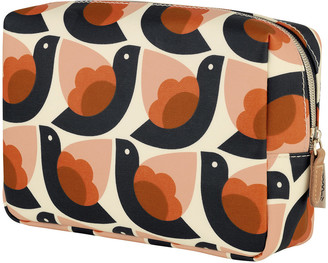 Orla Kiely Dove Cosmetic Bag - Large