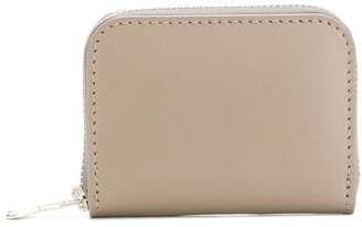 Ami Zipped Card Wallet