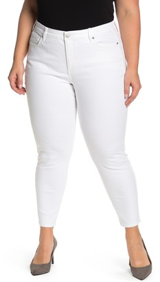 NYDJ Ami Ankle Crop Skinny Jeans (Plus Size)