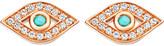 Astley Clarke Mini Evil Eye Biography stud earrings