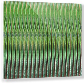 Two Palms Lanzarote Lignes No. 10, Omar Sharif Canvas