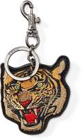 Ralph Lauren Tiger Leather Key Fob