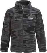 Columbia Zing III Fleece Jacket - Zip Front (For Toddlers)