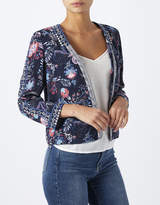 Monsoon Amelie Printed Jacket