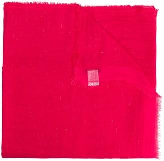 Faliero Sarti Block Colour Scarf