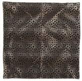 Prada Jacquard Silk Pocket Square w/ Tags