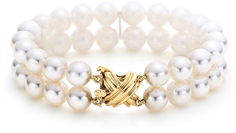 Tiffany & Co. Signature™ Double-strand bracelet