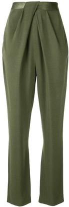 Dion Lee Drape Detail Trousers