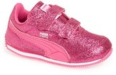 Puma Infant Girl's 'Steeple Glitz' Sneaker