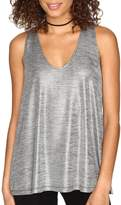 BB Dakota Denzel Foil Tank Top