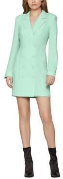 BCBGMAXAZRIA Double Breasted Blazer Dress