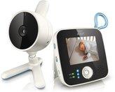 Philips Avent AVENT Le babyphone High-end Video SCD 610/00 surveillance bébé babyphone, blanc