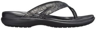 Crocs Capri Strappy 205478 Black/Black Sandal