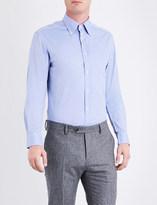 Ralph Lauren Purple Label Regular-fit cotton shirt