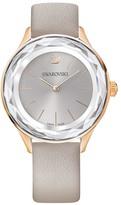 Swarovski Octea Nova Watch, Taupe